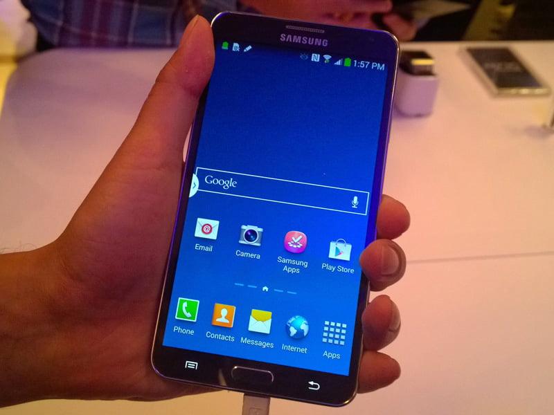 Samsung Galaxy Note 3'ün Satış Rakamları Ortaya Çıktı!