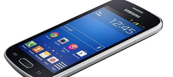 Samsung Galaxy Grand Lite Yüzünü Gösterdi