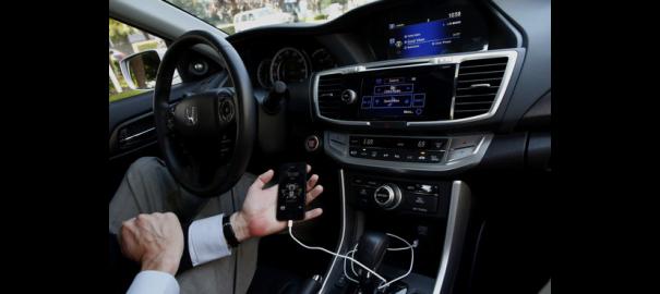 Android Bu Kez Audi' de