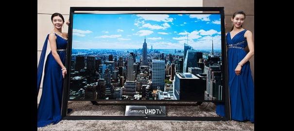 Samsung' dan En Pahalı Televizyon