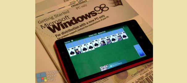 Windows Phone' da Nostalji Rüzgarları