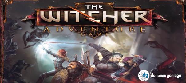 The Witcher Adventure Game Yakında!
