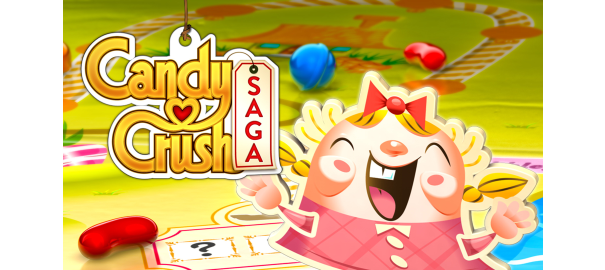 Candy Crush Windows Phone' a Geliyor