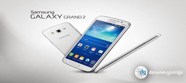 Galaxy Grand 2 Duyuruldu!