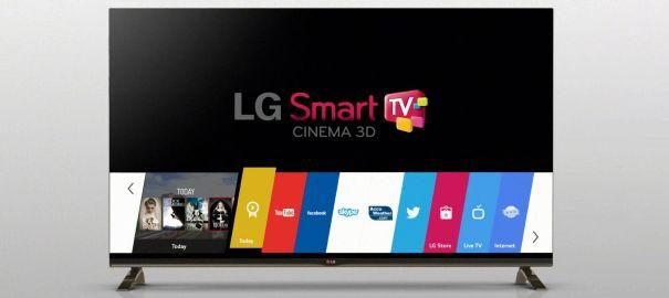 WebOS LG Smart TV'lere Geldi