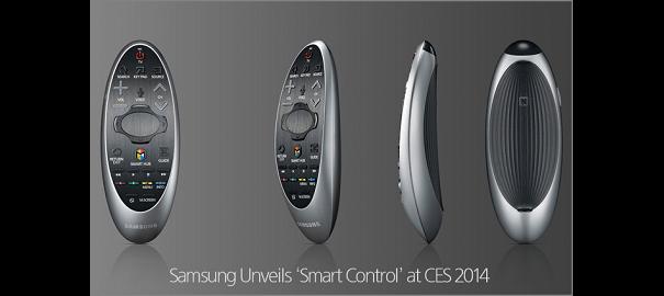Samsung' dan Akıllı Kumanda