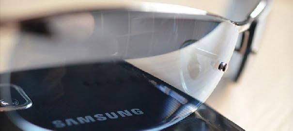 Bir Diğer Akıllı Gözlükte Samsung'tan Geliyor!