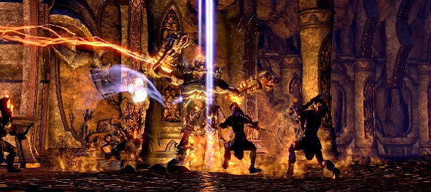 Elders Scrolls Online'dan Film Gibi Video