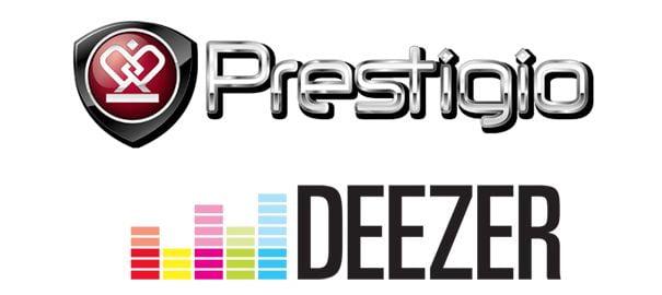 Prestigio'larda Deezer ile Müzik Keyfi