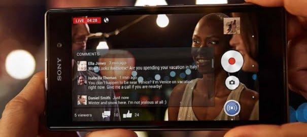 Sony Xperia Z1S'in Özellikleri Belli Oldu!