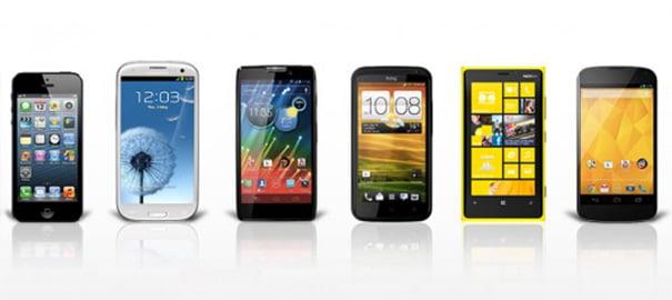 Dünyadaki Akıllı Telefon Satış Adedi 1 Milyarı Geçti
