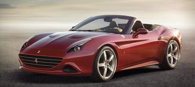 Ferrari'nin Yeni Sürprizi California T