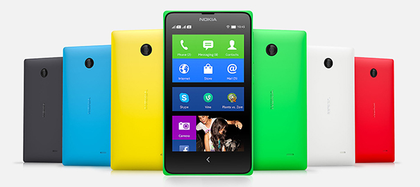 Nokia'nın İlk Android Telefonları Tanıtıldı