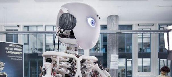 Roboy İnsanlara Yardımcı Olmak İçin Geliştirildi