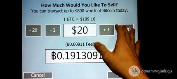 Bitcoin ATM'leri Geliyor!