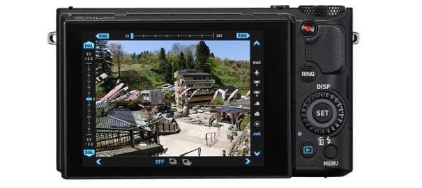 Casio'dan Yeni Kompakt Fotoğraf Makinesi:EX-100