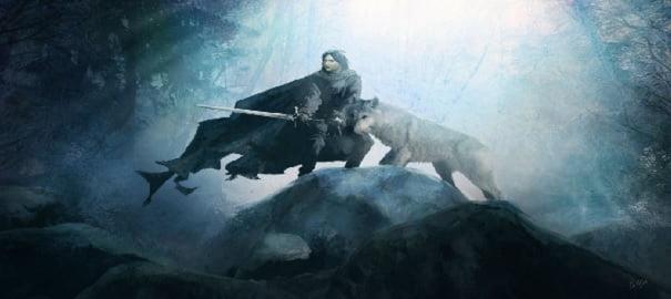 Game of Thrones'tan 15 Dakikalık Özel Video