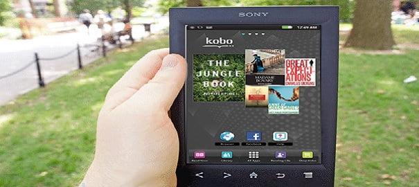 Sony E-kitap Mağazasını Kobo'nun Bünyesine Aktarıyor!