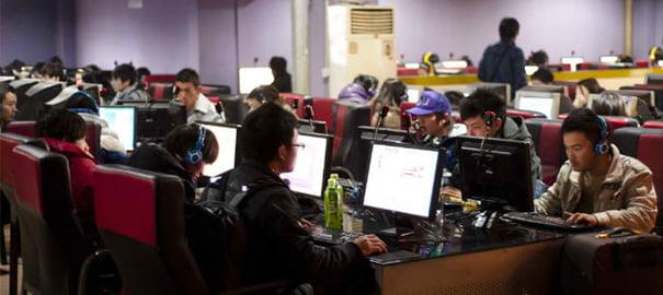 Çin'deki Suç Örgütleri Organizasyonu Ortaya Çıktı