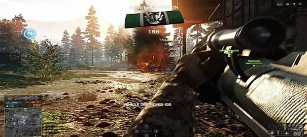 Battlefield 4'e Güncelleme Geldi!