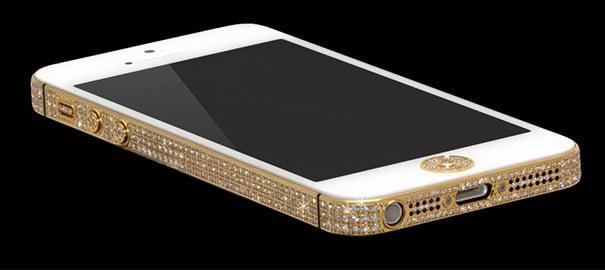 1 Milyon Dolarlık iPhone 5