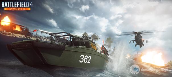 Battlefield 4 Xbox One'da Ertelendi!