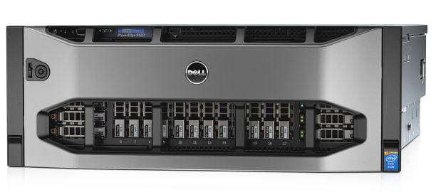 Yüksek Performanslı Kurumsal Sınıf Sunucu: Dell PowerEdge R920