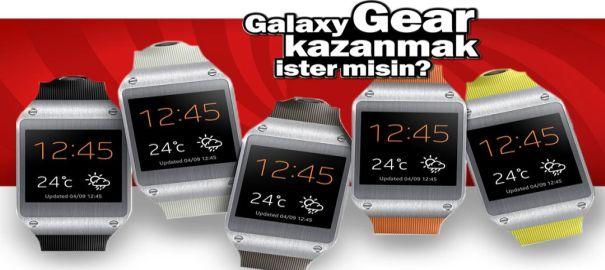 Mediamarkt.com.tr'den 15 Kişiye Samsung Gear Hediye