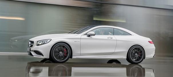 Mercedes'in Yeni Canavarı S63 AMG