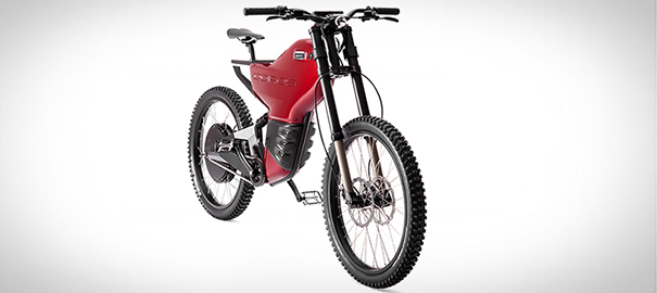 Qoros'tan Elektrikli Motosiklet Konsepti