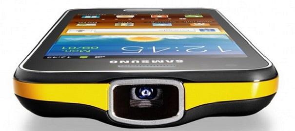 Yeni Samsung Galaxy Beam Geliyor!