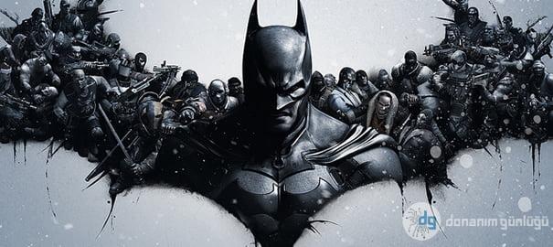 Yeni Batman Oyunu mu Geliyor?