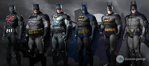 Batman: Arkham Knight Duyuruldu!