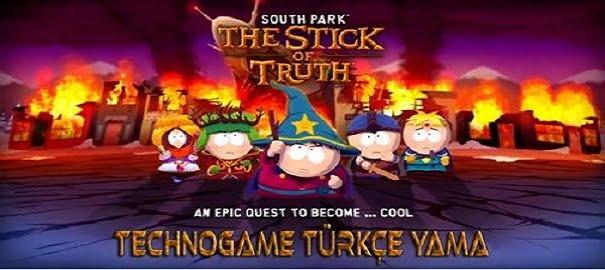 South Parkı Türkçe Oynayın