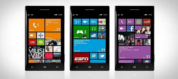 Windows Phone Hindistan'a Açılıyor!