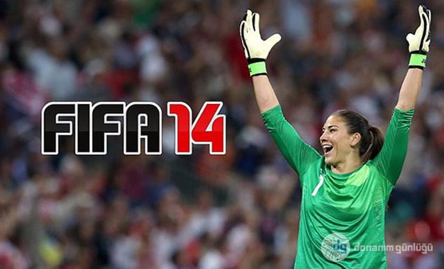FIFA 14 Pes Etmedi!