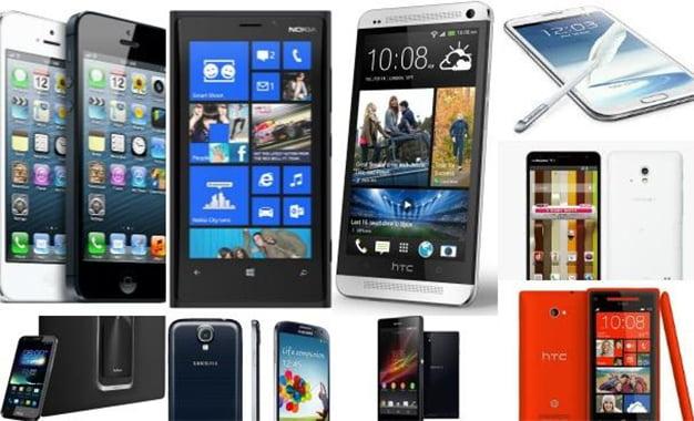 Akıllı Telefonlar İlk Çeyrekte 267 Milyona Ulaştı
