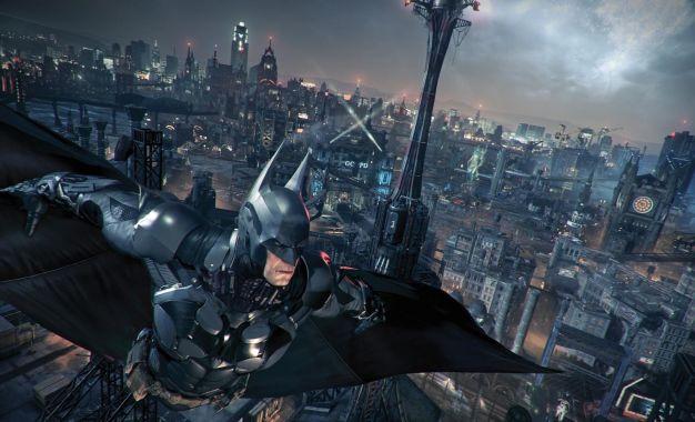 Batman: Arkham Knight'tan Yeni Ekran Görüntüleri