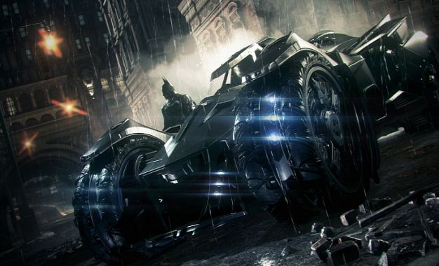 Batman: Arkham Knight'tan Yeni Detaylar