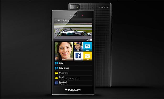 BlackBerry Z3 Detaylandı