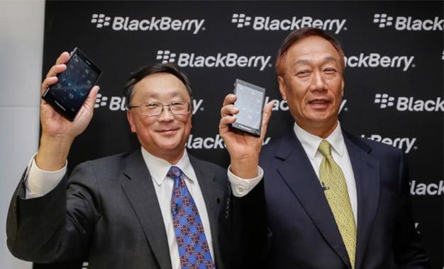 BlackBerry Z3 Yüzünü Gösterdi