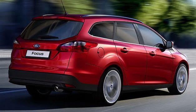 Ford Focus SW Fark Yaratacak