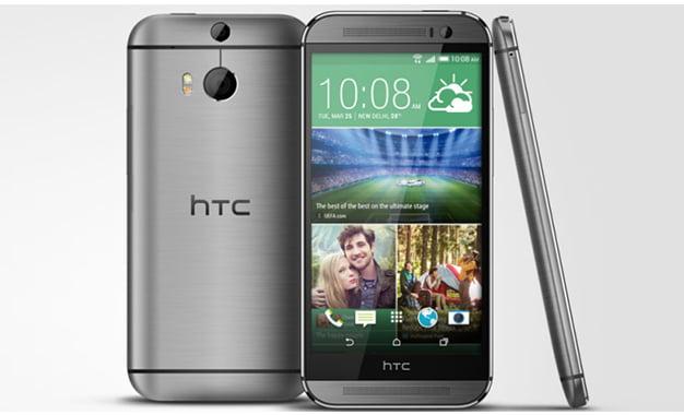 HTC One M8'in Mavi Versiyonu Ortaya Çıktı
