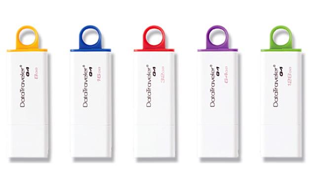 Kingston Data Traveller G4 16GB İnceleme
