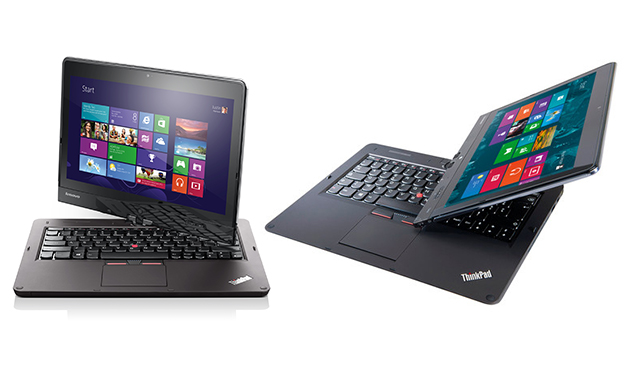 Lenovo Tinkpad Twist İnceleme
