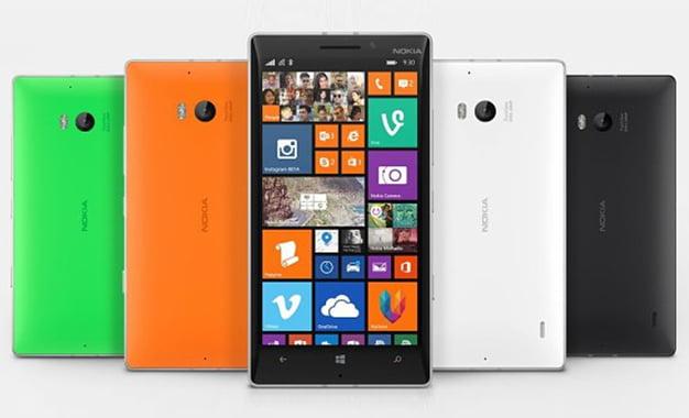 Nokia'nın Yeni Amiral Gemisi Lumia 930