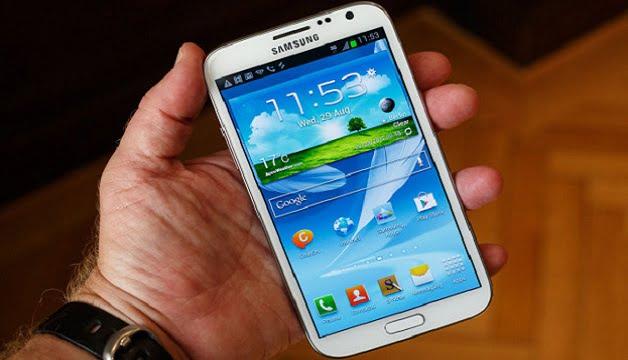 Samsung Galaxy Note 2 Sahiplerine Müjde!