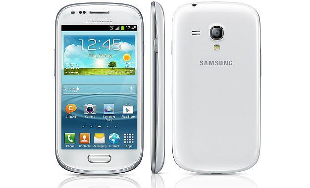 24 Ay Taksitle Samsung Galaxy S3 Mini