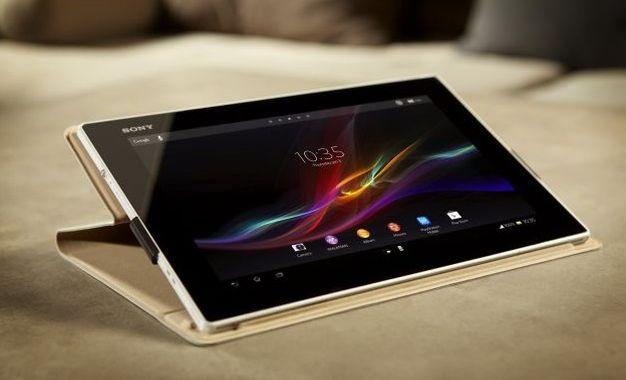Xperia Tablet Z İçin Yeni Güncelleme Yayınlandı
