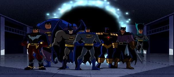 Armature Studio'dan Batman:Arkham Origins Blackgate Piyasaya Çıktı!